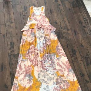 Empire waist summer Maxi Dress